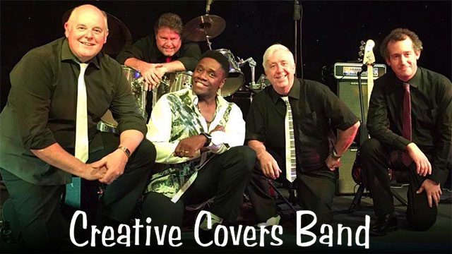the band: Creative Covers Band